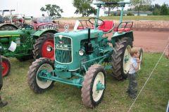Historische Landmaschinen Diedenbergen 2004